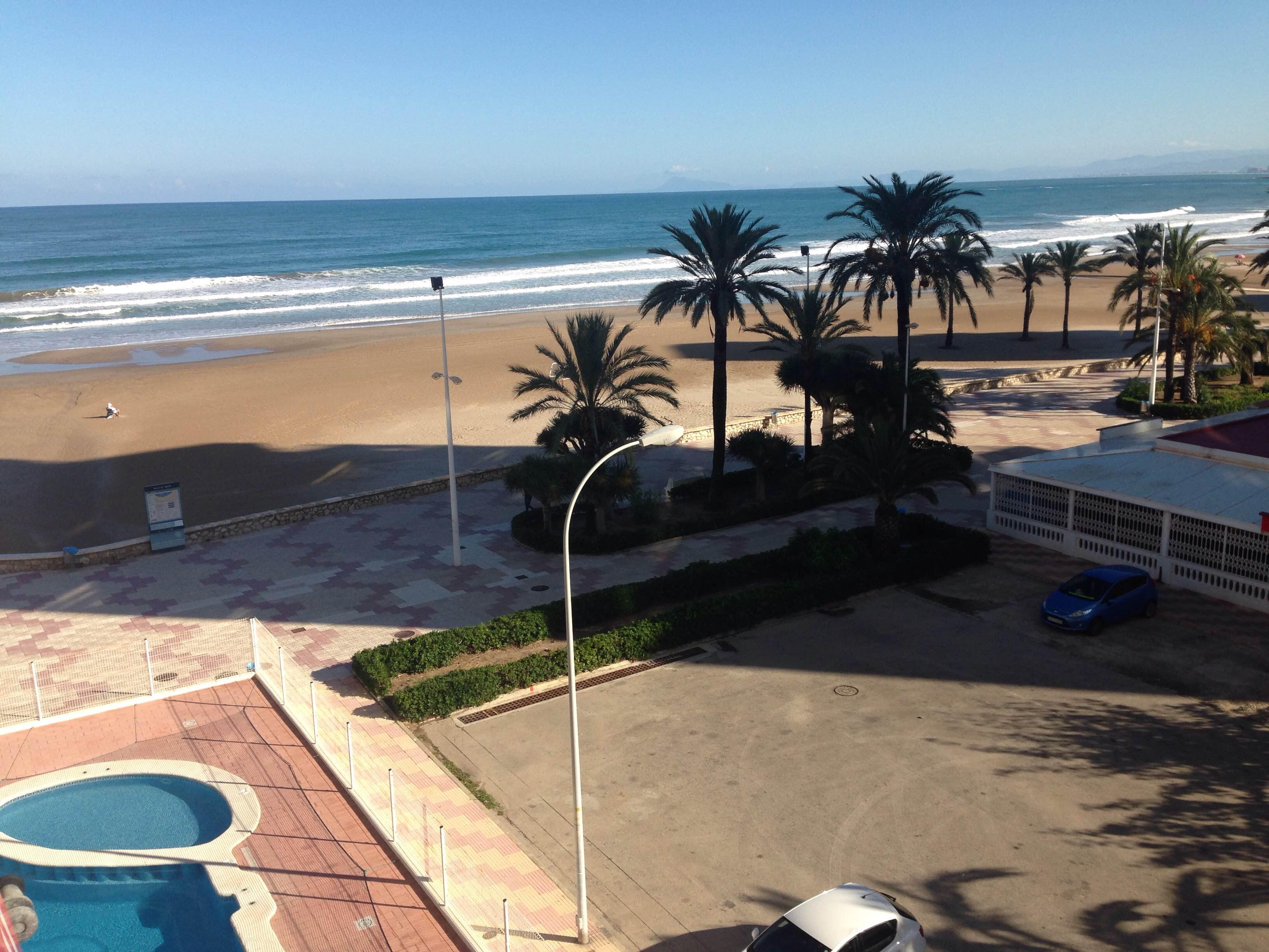 Inmobiliaria gestitur apartamento en primera l nea de playa rac 4730 inmobiliaria cullera - Venta apartamentos playa cullera ...