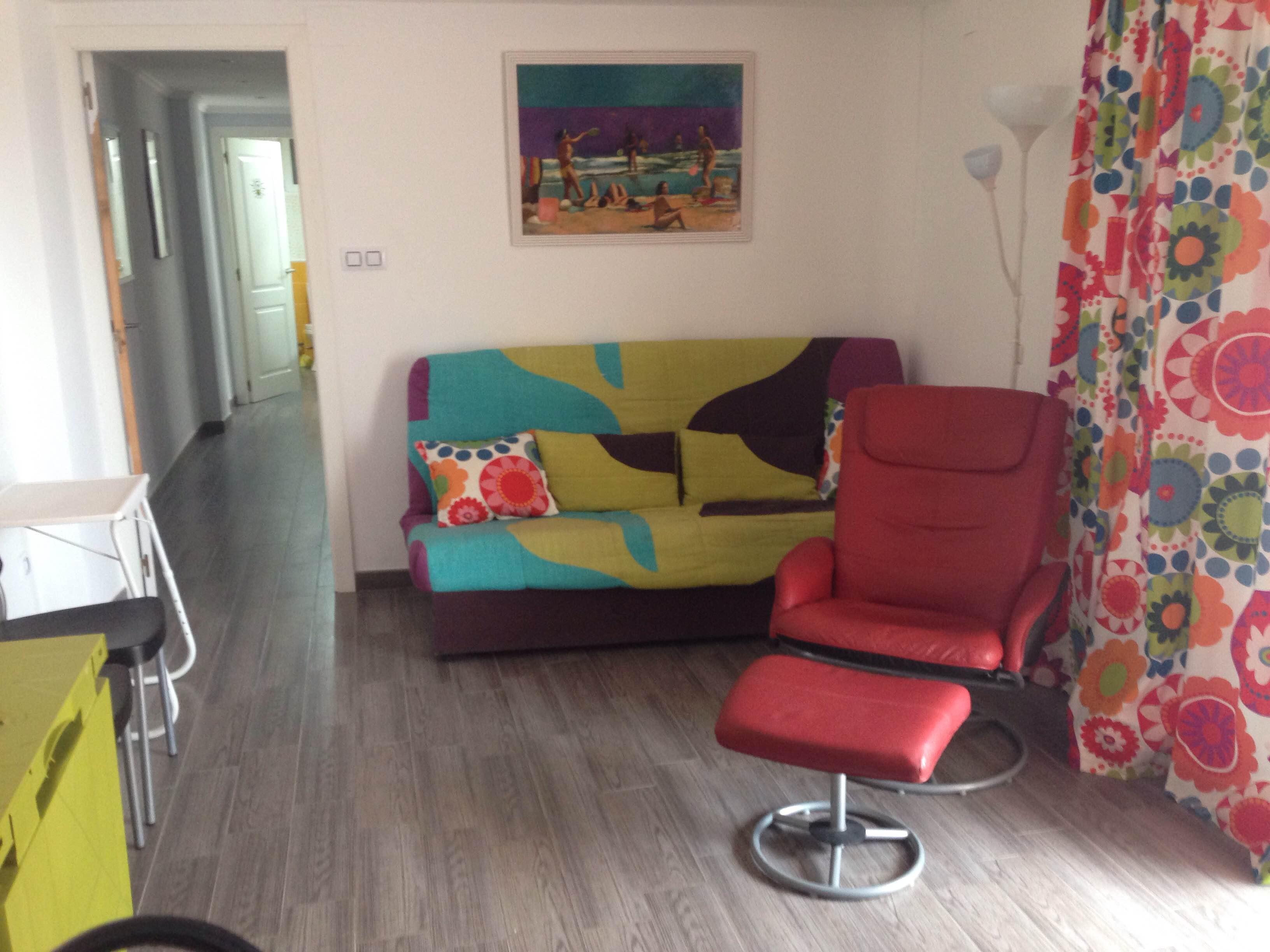 Inmobiliaria gestitur apartamento en primera l nea de playa faro 4755 apartamento en - Venta apartamentos playa cullera ...