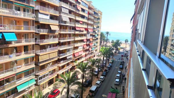 Inmobiliaria Cullera Playa Gestitur - Apartamento en la zona San Antonio. #6020 - En Venta