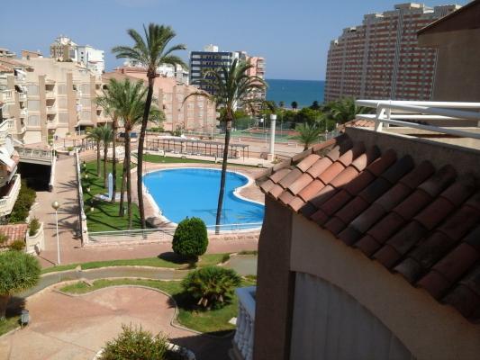 Inmobiliaria Cullera Playa Gestitur - Atico en la zona del Raco. #5549 - En Venta