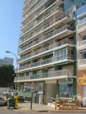 Inmobiliaria Cullera Playa Gestitur - Apartamento en Primera línea de Playa. #4342 - En Venta