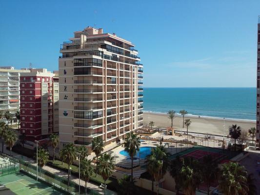 Inmobiliaria Cullera Playa Gestitur - Apartamento en Segunda linea de Playa. #4346 - Racó - Apartamento - En Venta