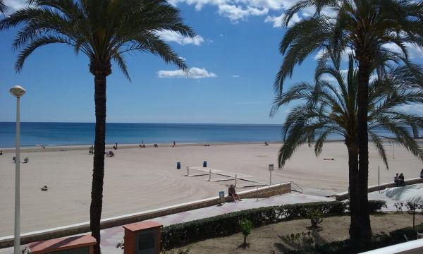 Inmobiliaria Cullera Playa Gestitur - Apartamento en Primera línea de Playa. #4444 - San Antonio - Apartamento - En Venta