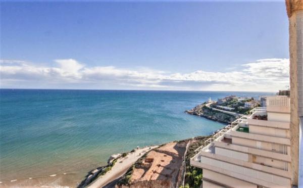 Inmobiliaria Cullera Playa Gestitur - Apartamento en la zona del Faro #5843 - En Venta