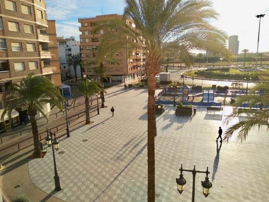 Inmobiliaria Cullera Playa Gestitur - Piso en la Zona de San Antonio. #5757 - En Venta