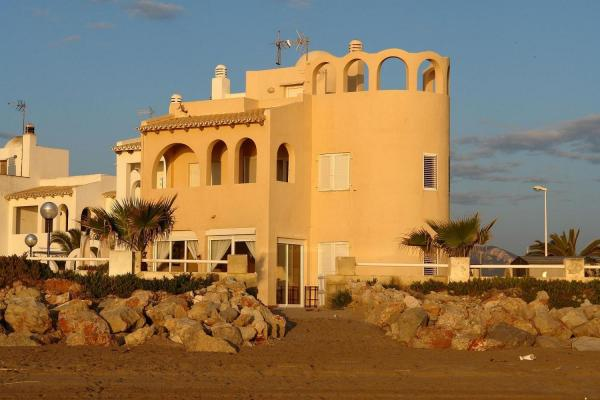 Inmobiliaria Cullera Playa Gestitur - Adosado en la zona del Marenyet #5740 - En Venta