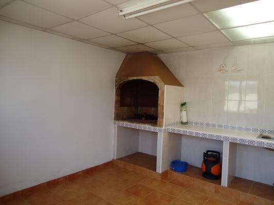 Inmobiliaria Cullera Playa Gestitur - Parcela con chalet de madera enBrosquil. #3100 - Brosquil - Casa de campo - En Venta