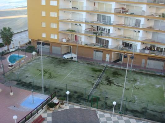 Inmobiliaria Cullera Playa Gestitur - Apartamento en Primera línea de Playa. #3643 - Racó - Apartamento - En Venta
