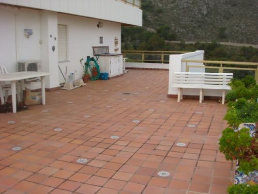 Inmobiliaria Cullera Playa Gestitur - Apartamento ático en zona Raco #3903 - En Venta