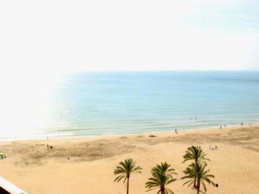 Inmobiliaria Cullera Playa Gestitur - Apartamento en Primera Línea de Playa. #4132 - Racó - Apartamento - En Venta