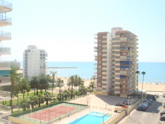 Inmobiliaria Cullera Playa Gestitur - Apartamento en Segunda linea de Playa. #4164 - Racó - Apartamento - En Venta