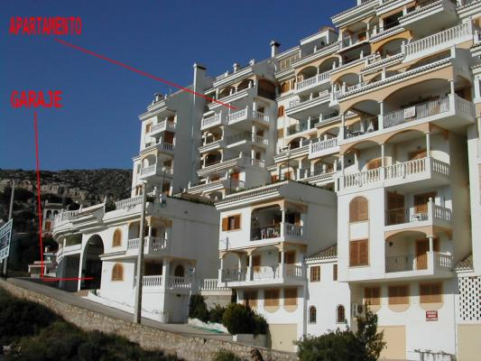Inmobiliaria Cullera Playa Gestitur - Apartamento en zona Cap Blanc #5563 - Cap Blanc - Apartamento - En Venta