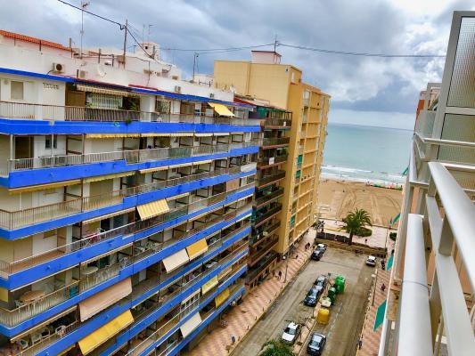 Inmobiliaria Cullera Playa Gestitur - Ático en Zona San Antonio. #5719 - En Venta