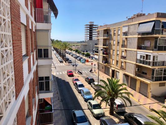 Inmobiliaria Cullera Playa Gestitur - Piso en  Zona Pueblo. #5695 - Pueblo - Apartamento - En Venta