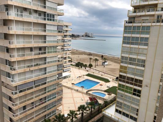 Inmobiliaria Cullera Playa Gestitur - Apartamento en la zona de Racó. #5722 - En Venta
