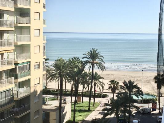 Inmobiliaria Cullera Playa Gestitur - Apartamento en la zona de San Antonio. #5838 - En Venta