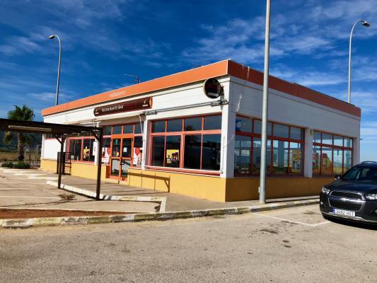 Inmobiliaria Cullera Playa Gestitur - Alquiler de Restaurante en Área de Servicio. #5729
