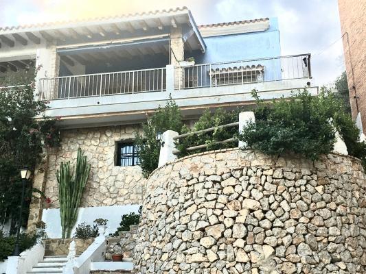 Inmobiliaria Cullera Playa Gestitur - Adosado en zona Faro. #5853 - En Venta