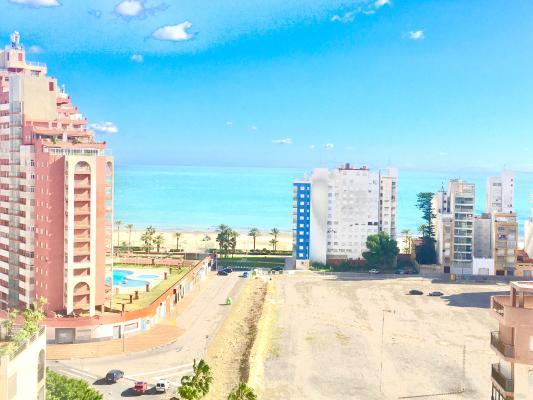Inmobiliaria Cullera Playa Gestitur - Apartamento en la Zona de San Antonio. #5854 - En Venta