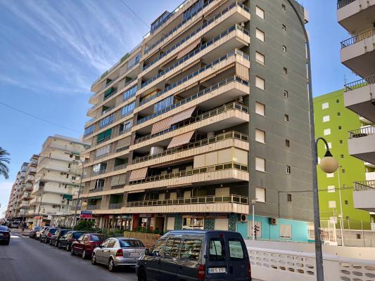 Inmobiliaria Cullera Playa Gestitur - Apartamento en la zona San Antonio. #5735 - En Venta