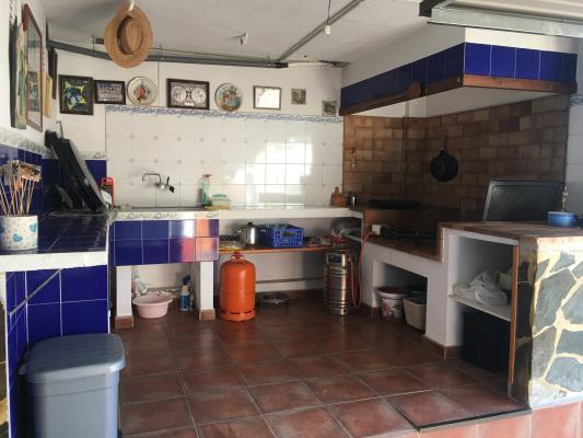 Inmobiliaria Cullera Playa Gestitur - Adosado en la zona del Racó. #5868 - En Venta