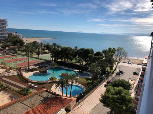 Inmobiliaria Cullera Playa Gestitur - Apartamento en Tercera linea de Playa. #5749