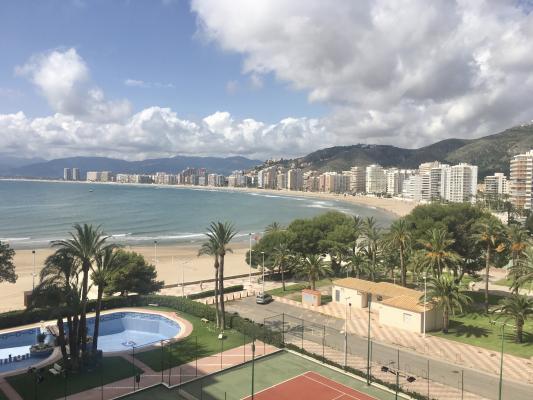 Inmobiliaria Cullera Playa Gestitur - Apartamento en Primera línea de Playa. #5894 - En Venta