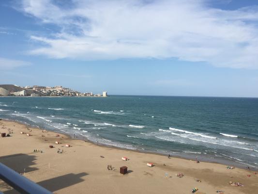 Inmobiliaria Cullera Playa Gestitur - ATICO EN SAN ANTONIO #5924