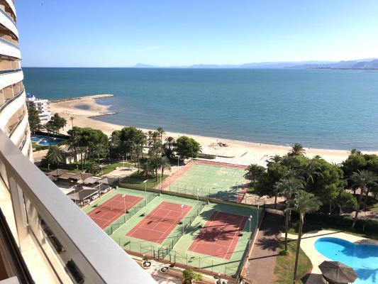 Inmobiliaria Cullera Playa Gestitur - Apartamento en Primera línea de Playa. #5841 - En Venta