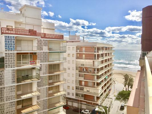 Inmobiliaria Cullera Playa Gestitur - Ático en Zona San Antonio. #5521 - En Venta