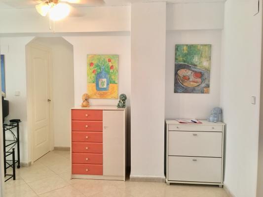 Inmobiliaria Cullera Playa Gestitur - Apartamento en la zona de San Antonio. #5820 - En Venta