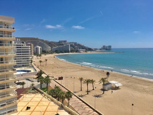 Inmobiliaria Cullera Playa Gestitur - Apartamento en la zona del Racó. #5791 - En Venta