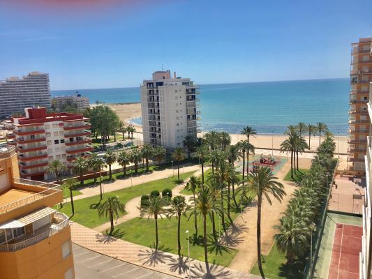 Inmobiliaria Cullera Playa Gestitur - Apartamento en Segunda linea de Playa. #5792 - En Venta