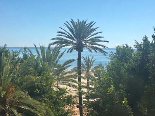 Inmobiliaria Cullera Playa Gestitur - Apartamento en Primera línea de Playa. #5799 - En Venta