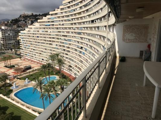 Inmobiliaria Cullera Playa Gestitur - Apartamento en Primera línea de Playa. #5807 - En Venta