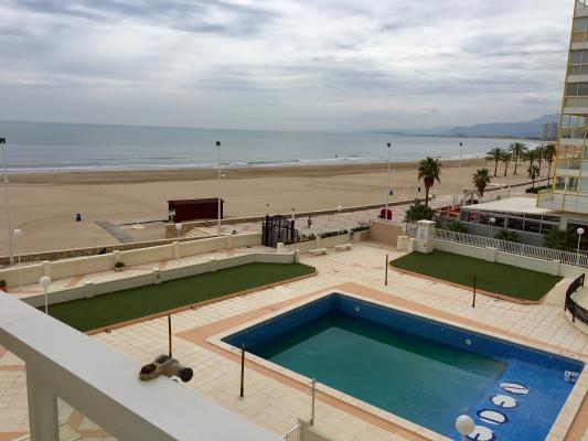 Inmobiliaria Cullera Playa Gestitur - Apartamento en Primera línea de Playa. #4357 - Racó - Apartamento - En Venta