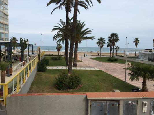 Inmobiliaria Cullera Playa Gestitur - Apartamento en Segunda linea de Playa. #4932 - Racó - Apartamento - En Venta