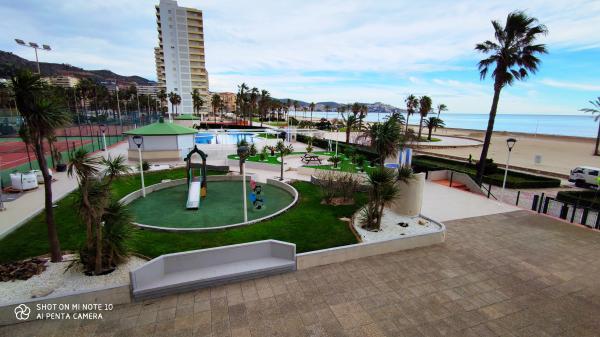 Inmobiliaria Cullera Playa Gestitur - Apartamento en Primera línea de Playa. #5877 - En Venta