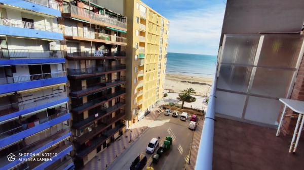 Inmobiliaria Cullera Playa Gestitur - Apartamento en la zona de San Antonio. #5875 - En Venta