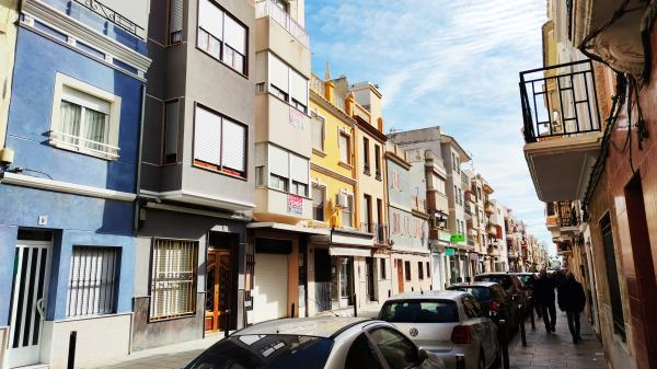 Inmobiliaria Cullera Playa Gestitur - Casa en la Zona del Pueblo. #5867 - En Venta