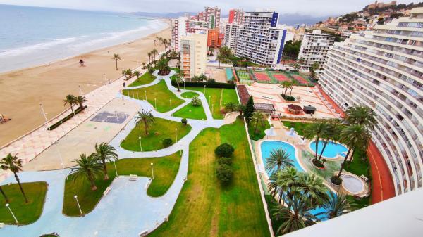 Inmobiliaria Cullera Playa Gestitur - Apartamento en Primera línea de Playa. #5884 - En Venta