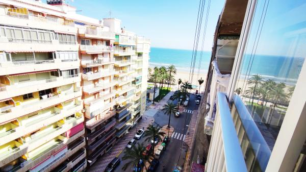 Inmobiliaria Cullera Playa Gestitur - Apartamento en la zona de San Antonio. #5883 - En Venta