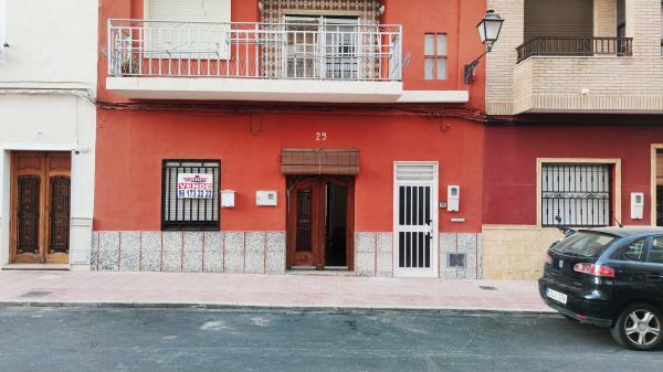 Inmobiliaria Cullera Playa Gestitur - Planta baja en Favara #5878 - En Venta