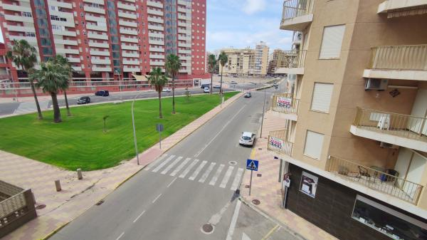 Inmobiliaria Cullera Playa Gestitur - Apartamento en la zona de Racó. #5896 - En Venta