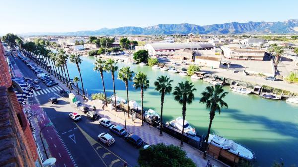 Inmobiliaria Cullera Playa Gestitur - Apartamento en Zona Pueblo. #5935 - En Venta