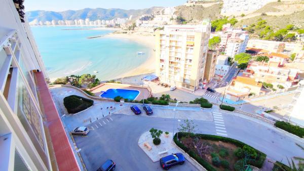 Inmobiliaria Cullera Playa Gestitur - Apartamento en Primera línea de Playa. #5946 - En Venta