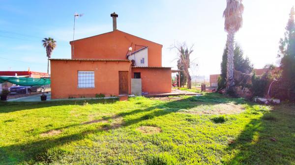 Inmobiliaria Cullera Playa Gestitur - Casa de Campo en el Marenyet #5331 - En Venta