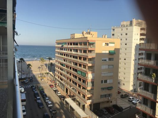 Inmobiliaria Cullera Playa Gestitur - Apartamento en Zona San Antonio. #5907 - En Venta