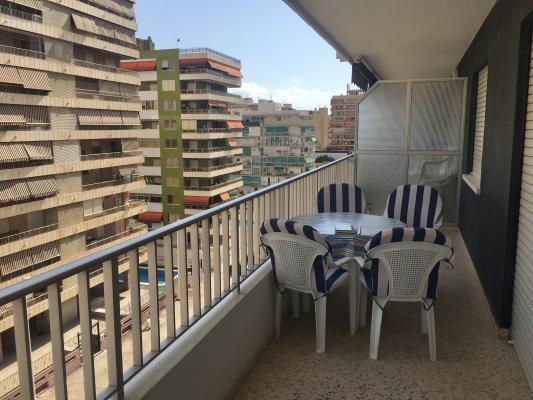 Inmobiliaria Cullera Playa Gestitur - Apartamento en la zona de San Antonio. #5913 - En Venta