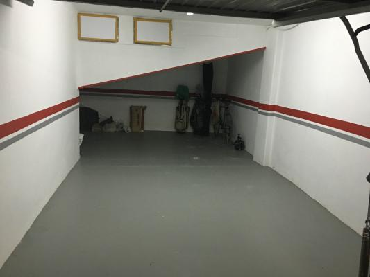 Inmobiliaria  Gestitur - Garaje cabina cerrada. #4955 - San Antonio - Apartamento - En Venta
